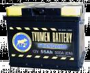 Аккумулятор Тюмень  6СТ - 55L STANDARD о/п