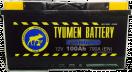 Аккумулятор Тюмень  6СТ - 100 L STANDARD о/п
