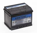 Аккумулятор VEKTOR PLUS 6CT-60
